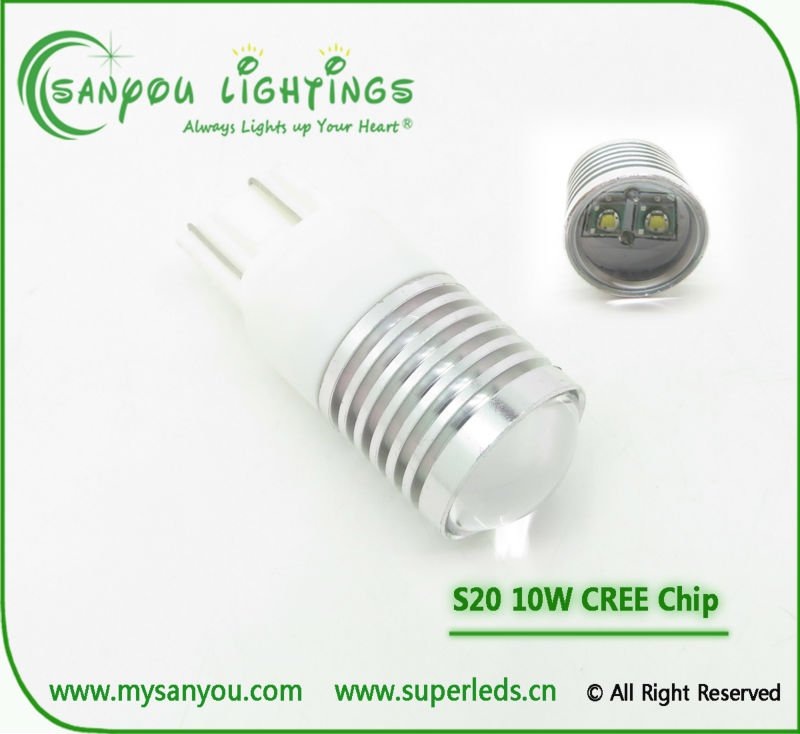 1156/1157 11W cree led high power led auto lamp