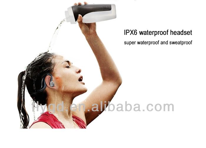 2013 New model waterproof bluetooth headphones walmart