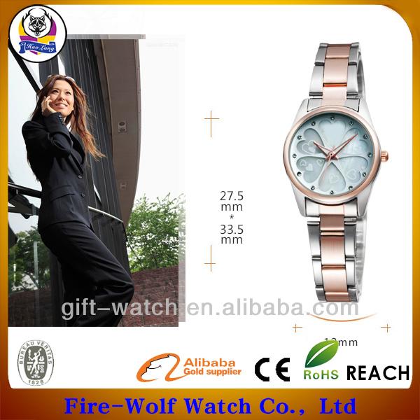 2014 China Alloy fashion vogue ladies watches manufacturer & supplier