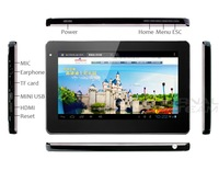 "Планшетный ПК Onda VI10 Elite 7"" android 4.0 tablet pc Allwinner A10 1.5GHz HDMI 1GB DDR3 2160P 8GB 1024x600px"