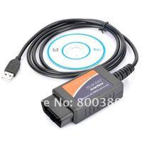 Оборудование для диагностики авто и мото KingTai v1.5 ELM327 OBD2 OBDII CAN USB