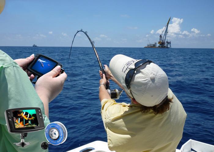 какая видеокамера лучше для подледной рыбалки