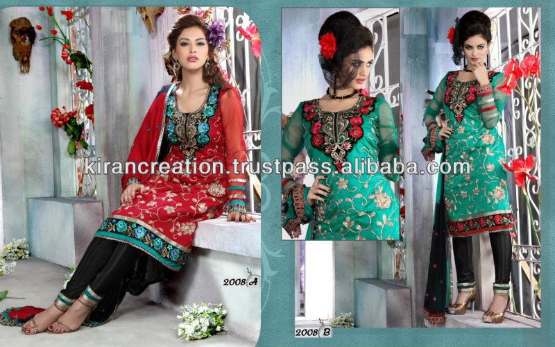 Handwork Salwar Kameez