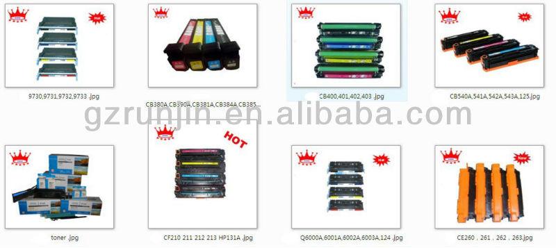 toner cartridges for hp 505A,435A,436A,CE285,12A,364A,5949A,7115A,2613A,3906A,2624A,3525,CE250,Q6000A,530