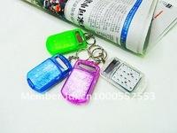 Калькулятор 10 pcs 8-bit digital Super MINI plastic calculator&key chains 0115