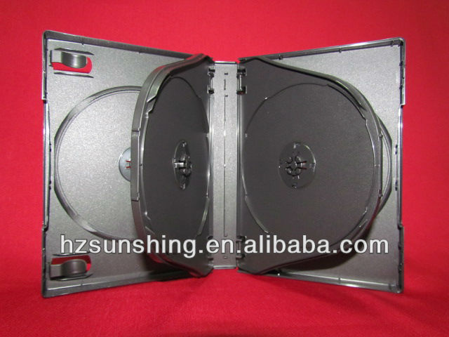 14mm dvd case for automatic machine packing