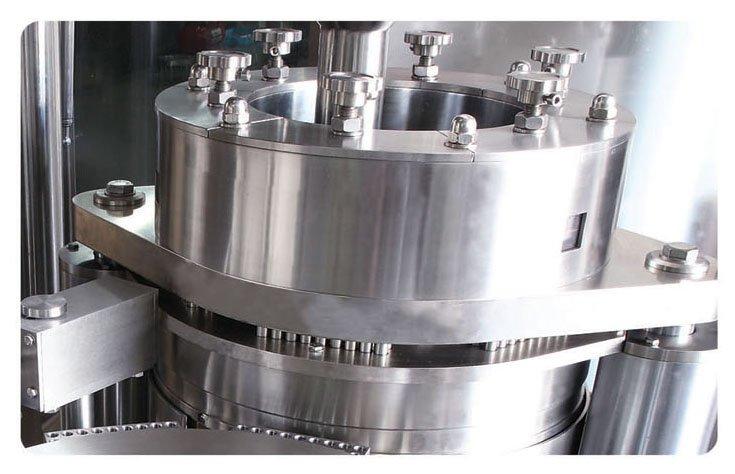 NJP-1200 Model Capsule Filling Machine