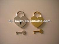 Праздничный атрибут AJF gold zinc alloy Heart wishing wedding locks