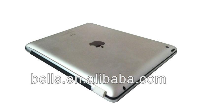 Slim Aluminum Bluetooth Keyboard with Backlight for ipad2/3/4