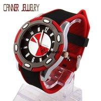Наручные часы men/women watches, Casual quartz Wristwatches With PU Strap, 4 color /watch068