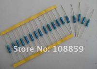 Резистор XY 1/4W 1% 1R /1m 1000pcsFor DIY 1/4 Metal film resistor packs-50Value
