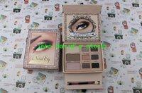 Макияжный набор Naked eye makeup set, 9 colors Natural mineral eye shadow, soft & sexy eye shadow collection collection de fards . 1pc/lot