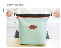 Сумка-холодильник Hot sell Newest Lunch pouch lunch cooler bag 6 colors Can choose Handy cooler bag OR Retail