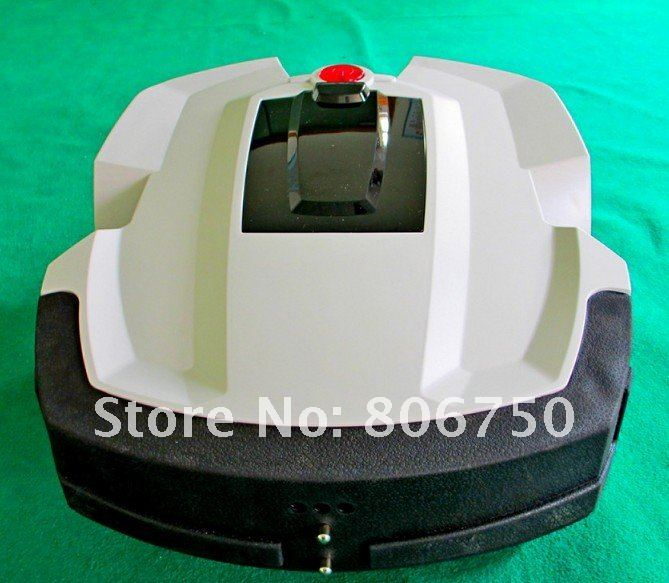 2012 Newest Li-ion Battery Generation Robot Mower +Blade rotate speed: 3200 R/M +4 blade+LCD display+Remote Controller