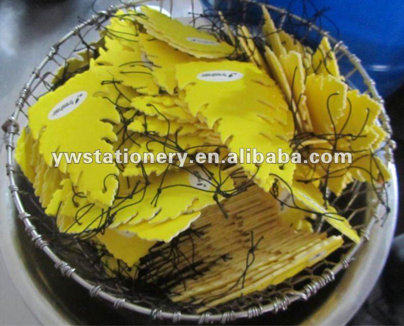 (2mm cotton-paper) paper car air freshener (soccer design)