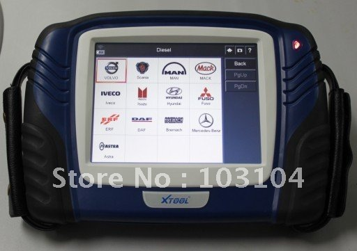 Universal OBD 2 Truck And Car Diagnostic Tool PS2