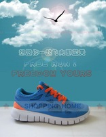 hot 2013 NEW barefoot shoes running shoes  free run shoes sports shoes colors lowest pirce eur 36-45 Free shipping!