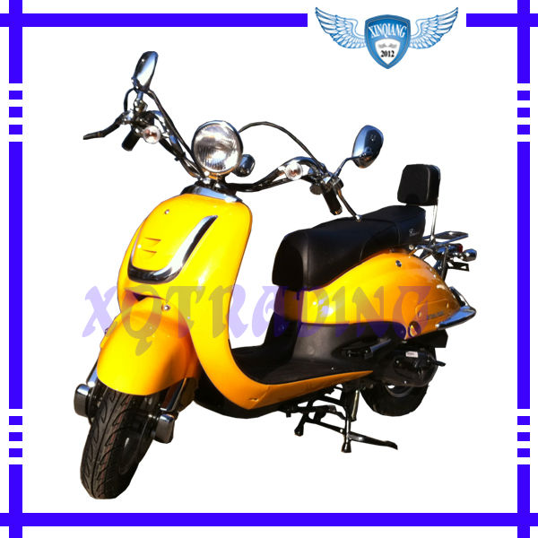 EEC 50CC Retro Scooter 50XQ-E2