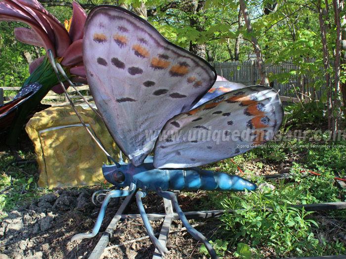 Theme park Animatronic Butterfly Model.jpg