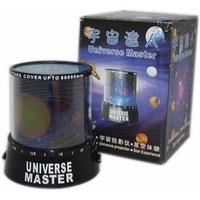 FREE SHIPPING Solar System Nine Planets Projector Lamp,LED Night Light Projector Lamp
