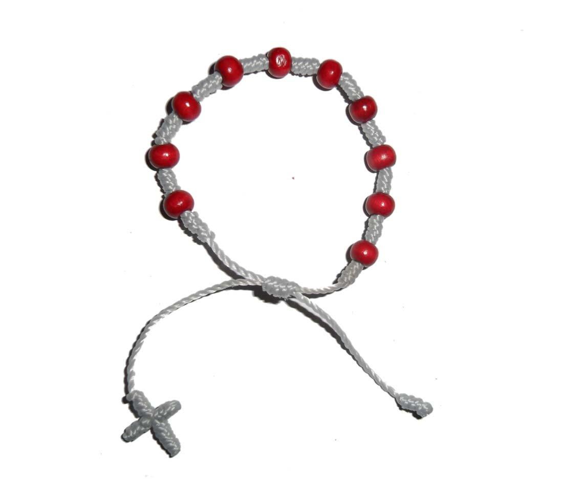 Crocheted Rosary Bracelet - Squidoo : Welcome to Squidoo