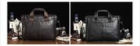 Маленькая сумочка 2013 Latest messenger bag.men geniune lether bag.fashion messenger bag.best quality for success men