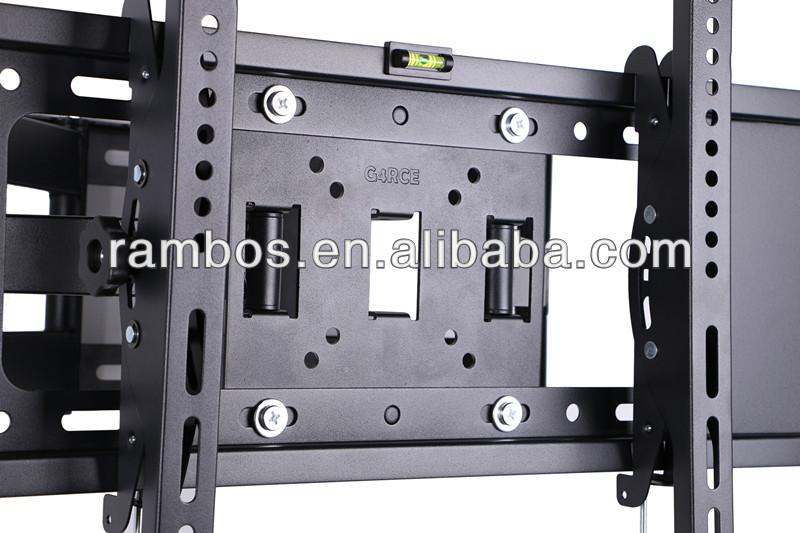 Plat 32~60 pollici tv titolare montaggio a parete tv staffa motorizzata tv per montaggio a ...