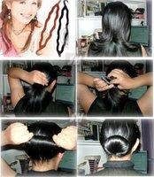 Free shipping fashion figure dish hair apparatus double dish hair apparatus HC1205