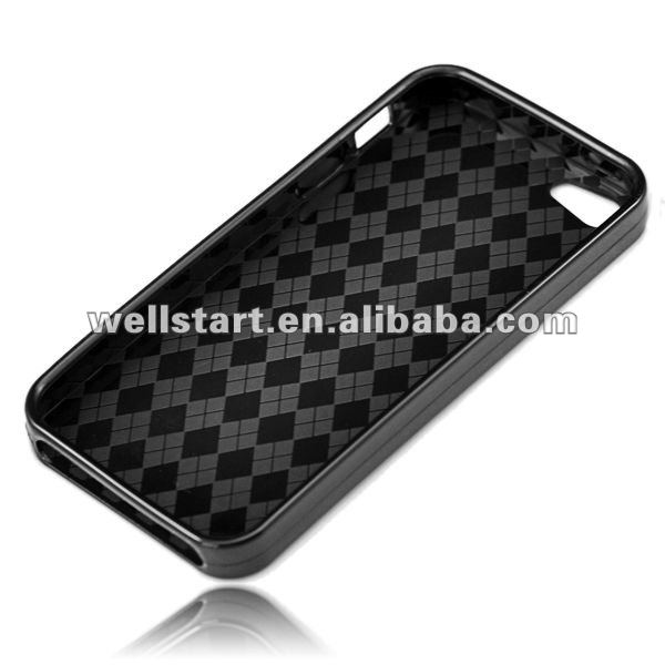2012 best for new apple iphone5 soft case for iPhone 5
