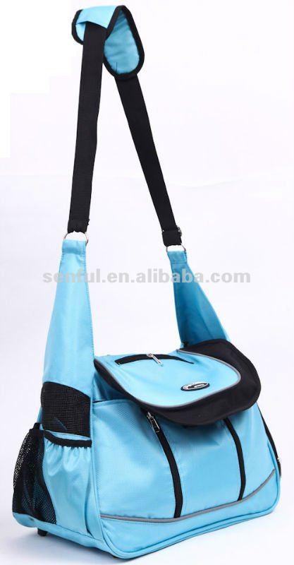 Luxury Messenger Bag Pet Carrier Dog Carrier