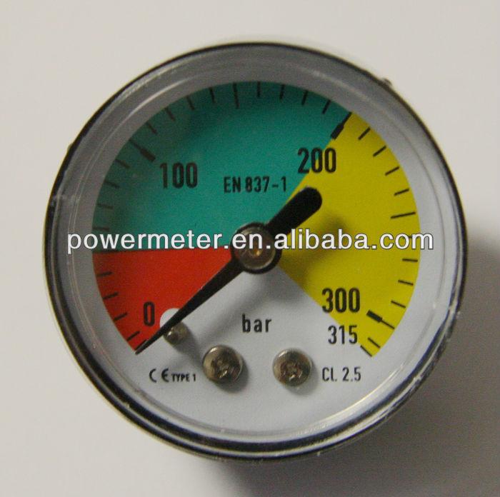 ( y-- 40z) 40mm الخلفي نوع شريط قياس لمراقبة ضغط