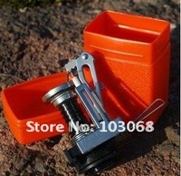 Туристическая газовая горелка 10pcs/lot New Picnic Stove, Camping Stove, Gas-Powered Butane Propane Stove EMS Shipping