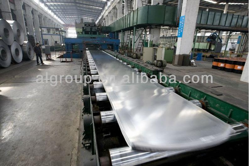 8011/3003 Aluminum container foil