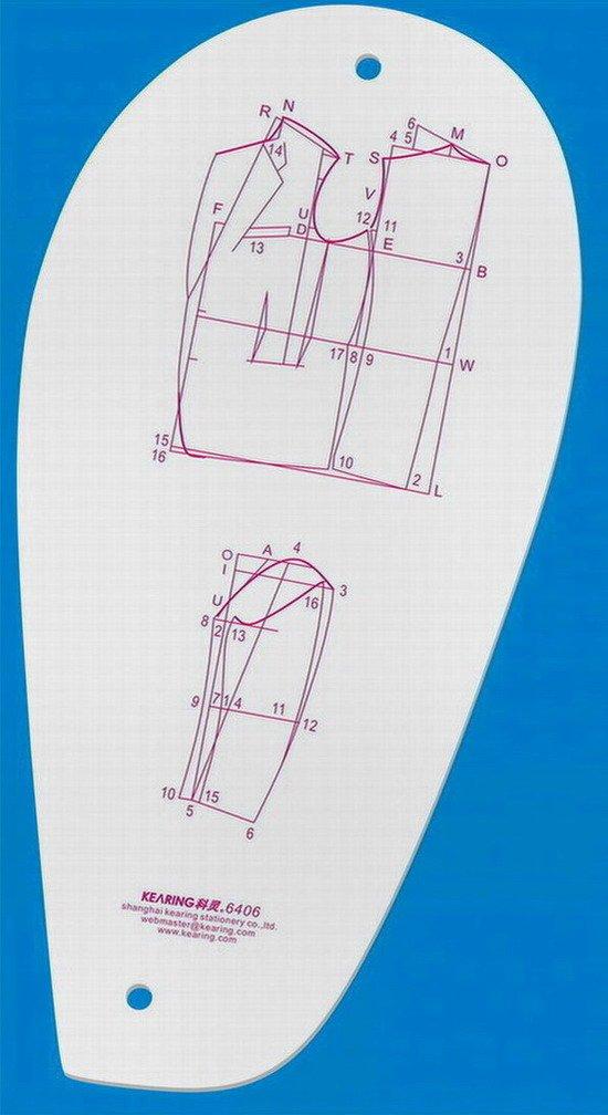 Pattern making ruler dress fashion design - BABYCLOTHESSHOP.info