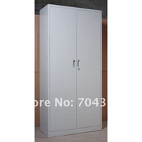 metal locker, steel locker, 2 door cabinet