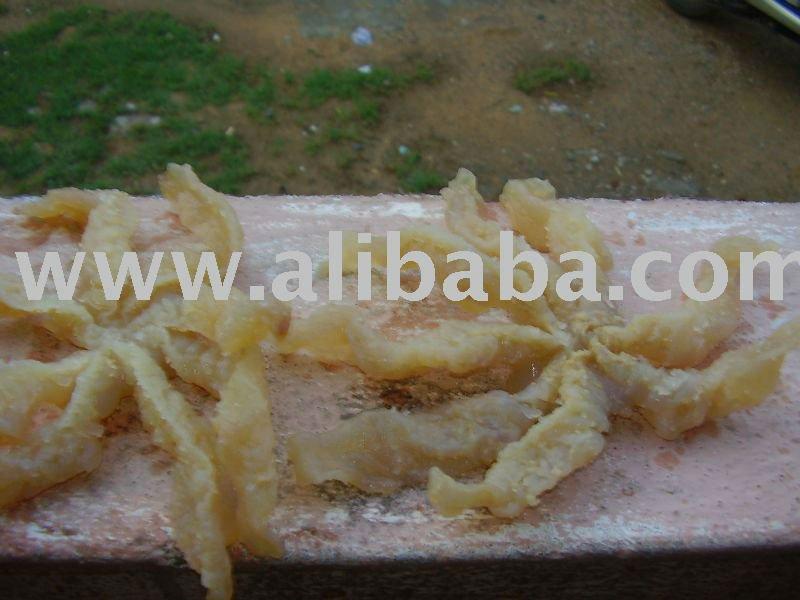 Медузы соленые и сушеные