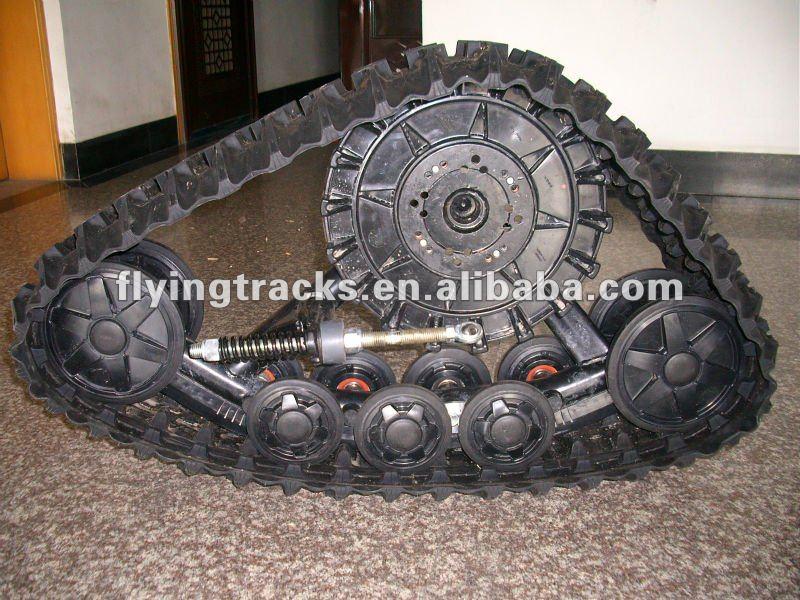 Track Systems For Atv Atv Utv Suv Rubber Track