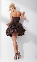 Платье на выпускной Short Strapless A-Line TB-TS21151 Wedding Dresses/Gowns Prom Dresses Ball Gown Celebrate Party Dresses In Stock