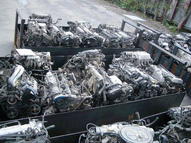 [1KZ-TE] used diesel engine [TOYOTA]