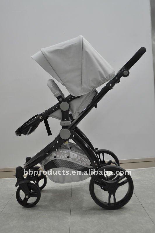 Baby Stroller Pushchair Pram Carrier With En1888