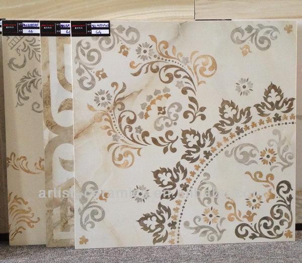 Artista cerámica] piso baldosas de diseño cuadros/azulejo de suelo ...