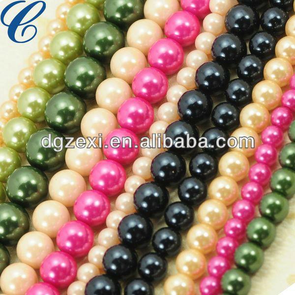 Imitation Glass Pearl