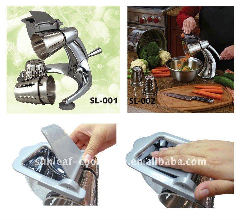coleslaw cutting machine