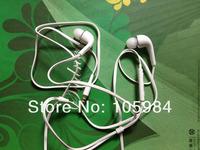 Потребительская электроника Original Headsets for Samsung S4 I9500 Stereo earphones with VOL control +Mic+ handfree A+ quality