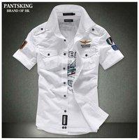 Мужская повседневная рубашка M l XL xXL xxXL cy60