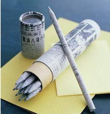 PF636 PAPER PENCIL