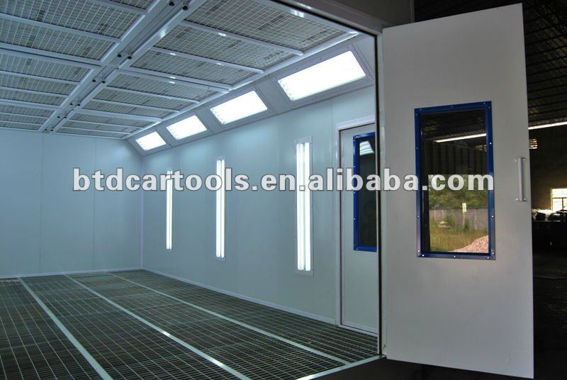 Used Car Paint Booth For Sale