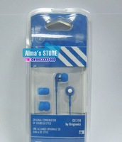 Наушники hot sell Cx310 High-quality blue earphone accept