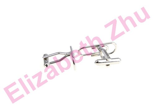 100% High Quality Hot Selling Men the Shop Elegant French Sliver Zircon Crystal Pin Best Man Cufflinks Wedding Dress
