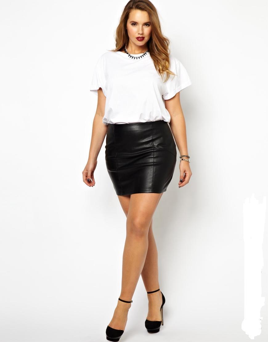 Leather Skirt Movie 81